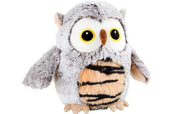 Peluches SMALL FOOT Peluche hibou - 10090