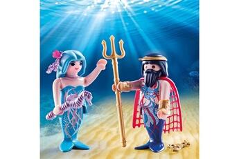 Playmobil PLAYMOBIL Playmobil 70082 magic - roi des mers et sirène