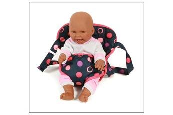 Accessoires de poupées Bayer Chic 2000 Bayer chic 2000 782 20 ceinture de portage pour poupées - corail