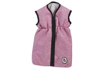 Accessoires de poupées Bayer Chic 2000 Bayer chic 2000 792 70 sac de couchage pour poup?es - coloris 70 jeans rose