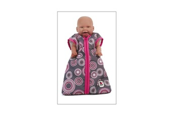 Accessoires de poupées Bayer Chic 2000 Bayer chic 2000 792 87 sac de couchage pour poupées. Avec motifs
