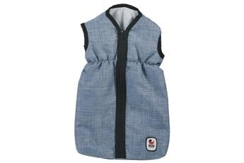 Accessoires de poupées Bayer Chic 2000 Bayer chic 2000 792 50 sac de couchage pour poup?es - coloris 50 blue jeans