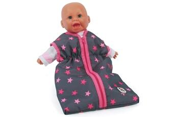 Accessoires de poupées Bayer Chic 2000 Bayer chic 2000 792 82 sac de couchage pour poupées - coloris 82