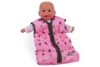 Accessoires de poupées Bayer Chic 2000 Bayer chic 2000 792 83 sac de couchage pour poupées - coloris 83
