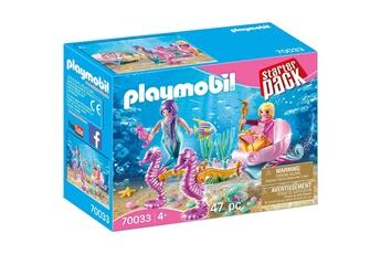 Playmobil PLAYMOBIL Playmobil 70033 magic - starterpack sirènes avec carrosse