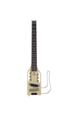 Traveler guitar ultra-light electric maple natural avec housse