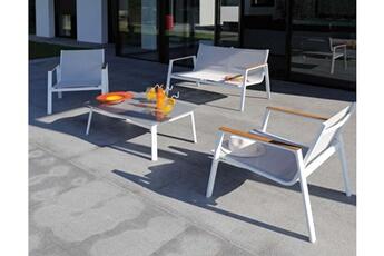 Table Proloisirs. Beautiful Table De Jardin Table Basse En ...