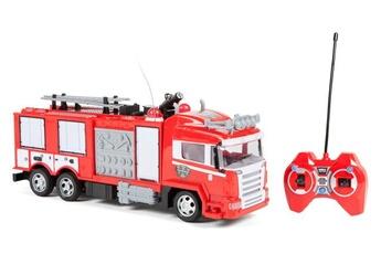 Véhicules radiocommandés World Tech Toys Camion pompier radiocommandé - world tech toys--