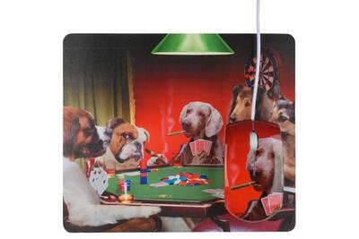 Entre De Pack Souris Et Chiens Tapis Poker v8mn0wyNO
