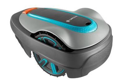 Tondeuse robot Gardena Sileno test et avis 5