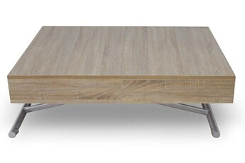 Table basse AUCUNE | Darty