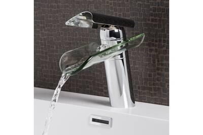 Robinet de lavabo vigo mitigeur pour vasque robinet mitigeur design laque  chrome en laiton robinetterie salle de bains