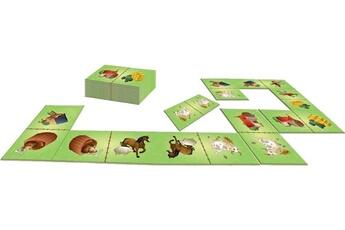 Jeux d'imitation House Of Kids Dominos géants 28 pièces avec sac de rangement la ferme