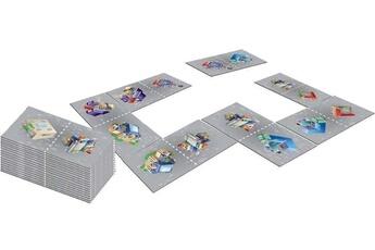 Jeux d'imitation House Of Kids Dominos géants 28 pièces avec sac de rangement la ville