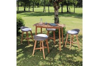 Mobilier de jardin Bois Dessus Bois Dessous | Darty