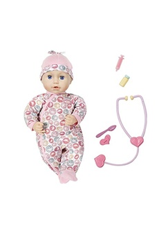 Peluches Zapf Creation Zapf creation 701294 baby annabell milly se sent mieux