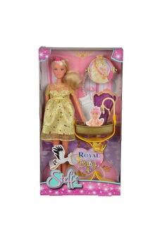 Poupées Simba Toys Simba toys 105737084 steffi love - royal bébé