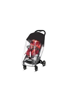 Accessoire poussette Good Baby Rain cover qbit+ ac / fe/transparent-transparent pu4