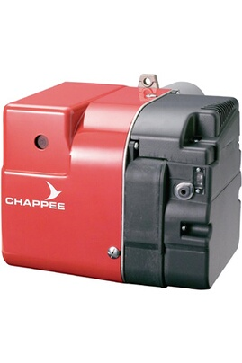 Chauffage à pétrole / gaz Brûleur fioul tigra 2 510 chappée compatible toutes chaudières 32 kw avec réchauffeur 17 à 32 kw Chappee