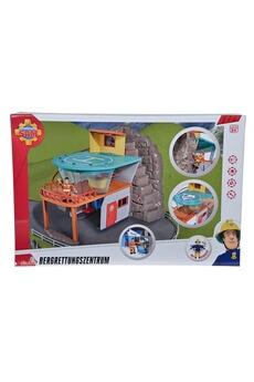 Figurines personnages Simba Toys Simba toys 109251003 pompier sam montagne sauvetage avec figure