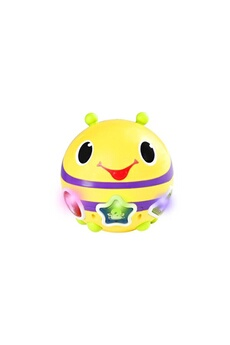 Jouets premier âge BRIGHT STARTS Bright starts abeille musicale roll + chase bumble bee