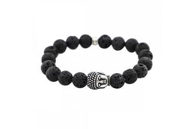 Perles Noir Metronhomme Homme Bracelet cTF5lK31uJ