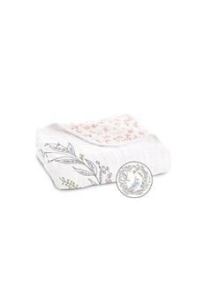 Linge de lit bébé Aden And Anais Aden + anais couverture de rêve - dream blanket birdsong
