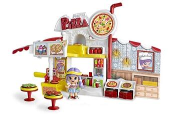 Eveil & doudou bio Pinypon Pinypon- maison de poupées, 700014755, multicolores
