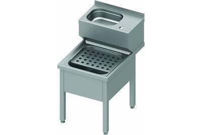 Lavabo Et Vasque Stalgast Lave Main Pour Cuisine De Restaurant