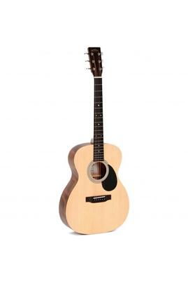 Sigma guitars omm-st+ guitare folk acoustique naturel