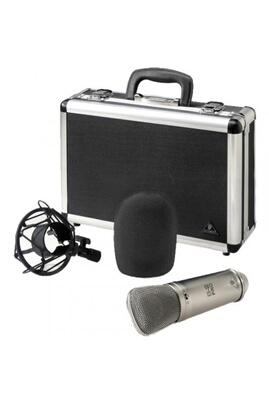 Behringer b-2 pro microphone à condensateur pour chant de studio