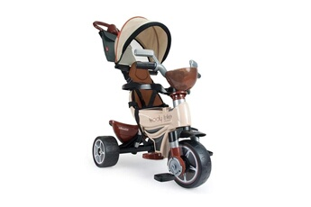 Véhicule à pédales INJUSA Injusa tricycle body max chocolate