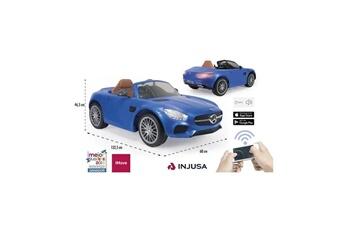 Véhicule à pédales INJUSA Injusa voiture électrique enfant avec télécommande parentale mercedes benz amg l&s 6volts