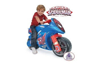 Véhicule à pédales INJUSA Injusa porteur moto winner - ultimate spiderman