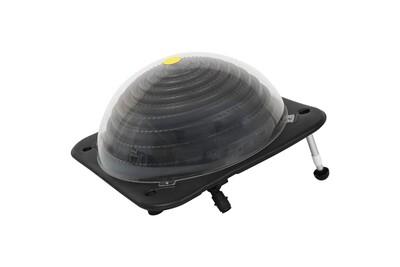 Chauffage solaire de piscine GENERIQUE Accessoires pour piscines et spas gamme andorre-la-vieille chauffage solaire de piscine 75x75x36 cm hdpe aluminium
