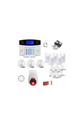 Alarme Maison Jod 1 Alarme Maison Sans Fil Gsm 99 Zones Xxxl Box Darty