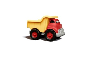 Véhicules miniatures GREEN TOYS Camion tombereau rouge greentoys