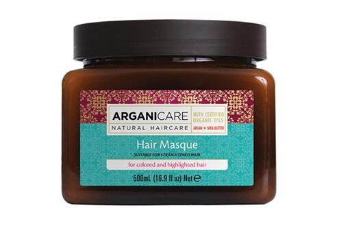 Arganicare Masque argan cheveux colorés arganicare 500ml