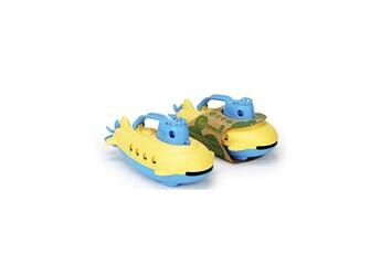 Véhicules miniatures GREEN TOYS Green toys sous marin bleu