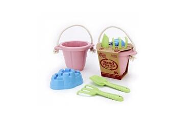 Accessoires pour aire de jeux GREEN TOYS Green toys jeu de sable rose