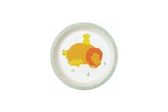 Vaisselle bébé PETIT JOUR Assiette bébé la savane