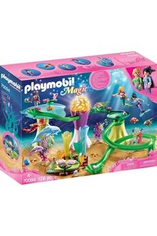 Playmobil PLAYMOBIL Playmobil 70094 magic - pavillon de corail avec dôme lumineux
