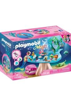 Playmobil PLAYMOBIL Playmobil 70096 magic - salon de beauté et sirène