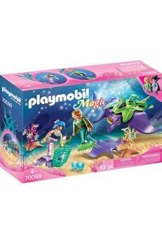Playmobil PLAYMOBIL Playmobil 70099 magic - chercheurs de perles et raies