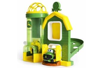 Jouet de bain John Deere Ensemble de jeu et véhicule rev up barnhouse