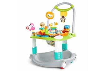 Trotteur BRIGHT STARTS Base d'activités pour bébés ready to roll