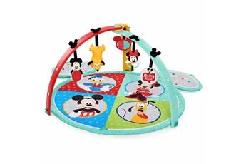 Tapis d'éveil Disney Baby Tapis de jeu facile à ranger mickey mouse multicolore