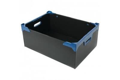 Boite De Rangement Materiel Chr Pro Casiers A Verres 24 Sections Carton De 5 Darty