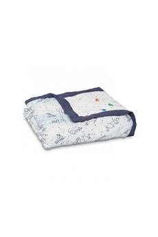 Linge de lit bébé Aden And Anais Aden + anais couverture de rêve - silky soft dream blanket stargaze