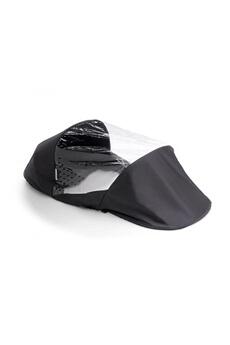 Accessoire poussette Bugaboo Bugaboo ant protection pluie noir